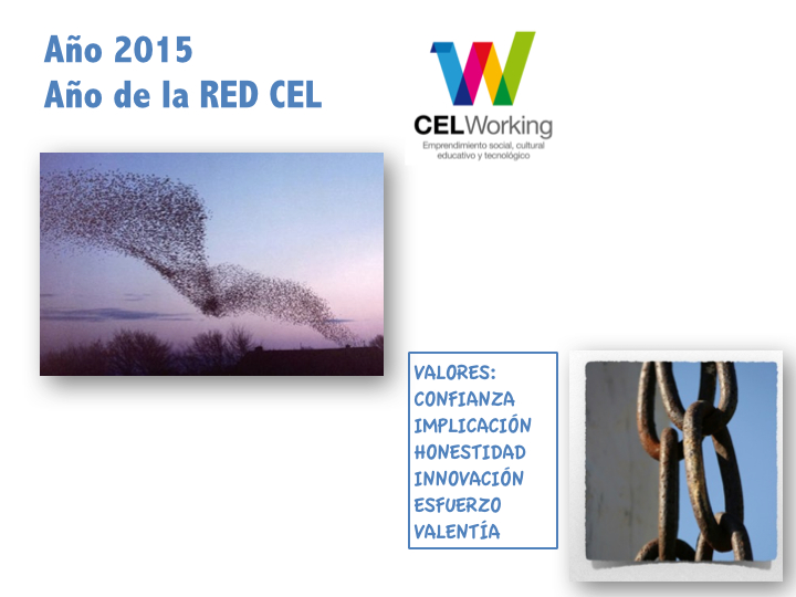 Inspiración de la RED CEL Working
