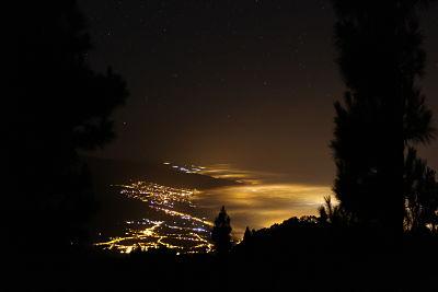 Tenerife night & stars