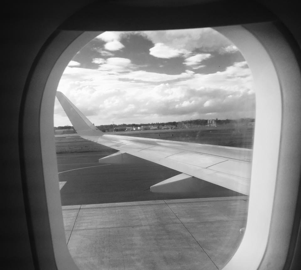 Vueling flight
