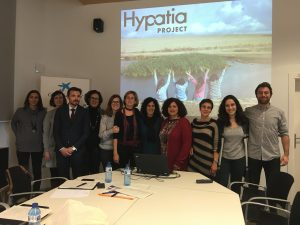 El Hub español del Hypatia project